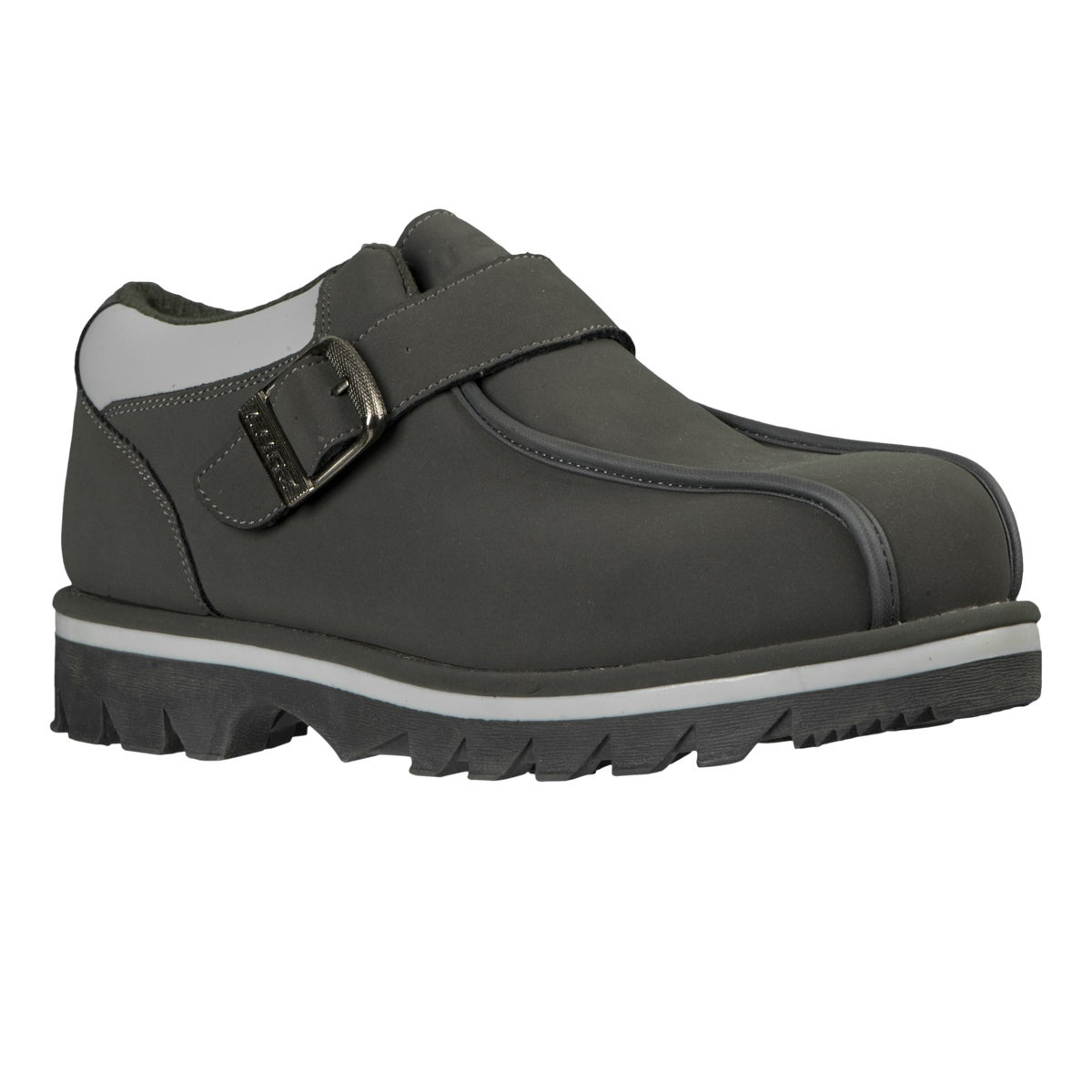 Lugz Men's Pathway Strap Grey Boots