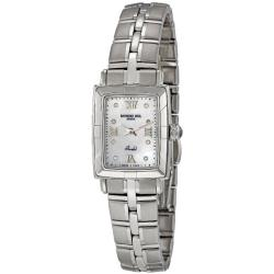Raymond Weil Women's Parsifal Mother of Pearl Dial Watch