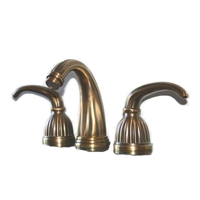 Alma 3-hole Bathroom Faucet
