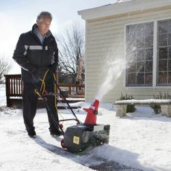 Snow Joe Maxx 18-inch Electric Snow Thrower With Light (Refurbished)