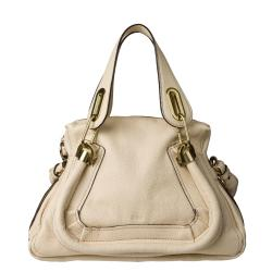 Chloe 'Lily' Small Leather Shoulder Bag