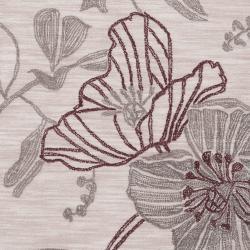 Hand Tufted Ivory Ameila Rug (5' x 7'6)