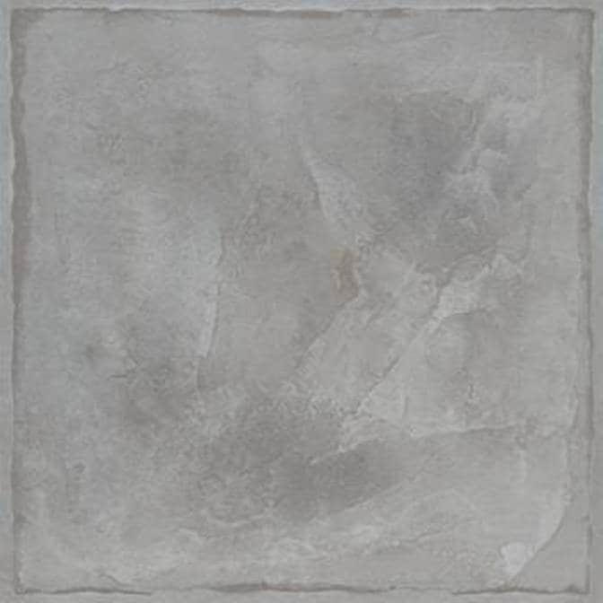 Self adhesive slate gray vinyl floor tiles 12 x 12 60 for 12x12 white floor tile