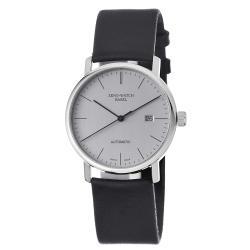Zeno Men's 'Basel' Silver Dial Automatic Watch