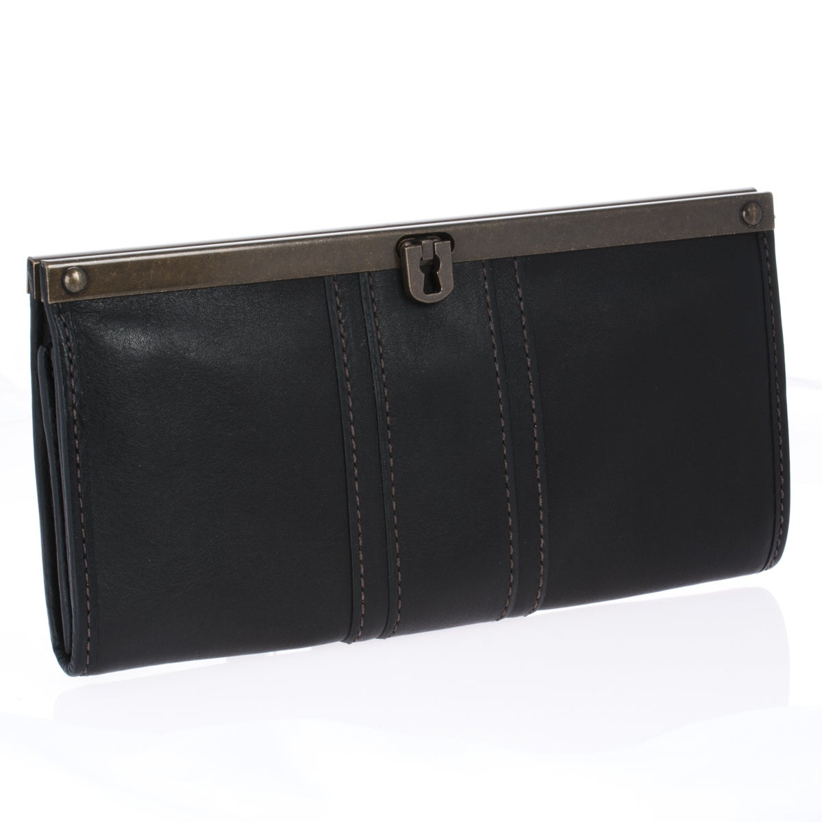 Fossil Women's 'Vintage Re-issue' Leather Clutch