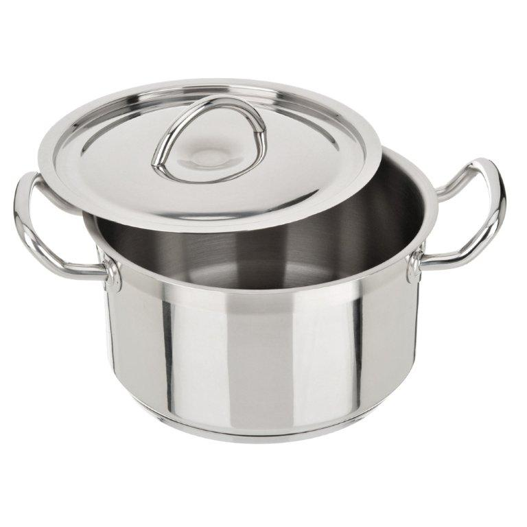 Art & Cuisine Professionnelle 4.2-quart Stainless Steel Pot