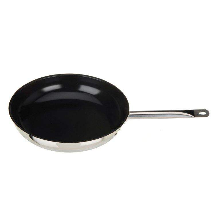 Art & Cuisine 7.9-inch Professionnelle Stainless Steel Frypan