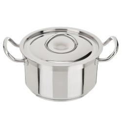 Art cuisine professionnelle 14 4 quart stainless steel stock pot 14076942 for Cuisine professionnelle