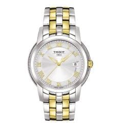 Tissot Men's T0314102203300 'Ballade III' Two-tone Stainless Steel Watch