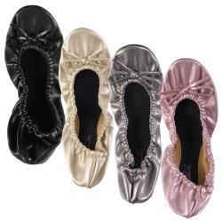 Sidekicks Women&#39;s Foldable Ballet Flats