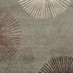 """Woven Gray Ascona Rug (7'9"""" x 11'2"""")"""