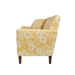 Angelo Home Sutton Vintage Sun Washed Floral Tan Loveseat Overstock Shopping Great Deals On