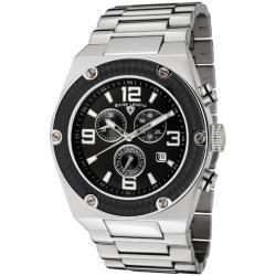 Swiss Legend Men's 'Throttle' Stainless Steel Chronograph Watch