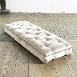 Fresh Futon 'Buckle Up' Natural Futon Chair