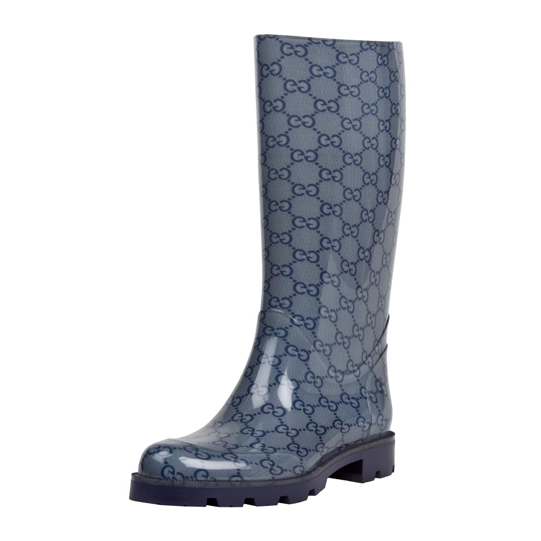 Original GG Blooms Rain Boot  Gucci Women39s Boots Amp Booties 431878KU2Q08974