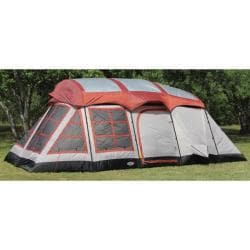 Texsport Big Horn Three-room Family Cabin Tent