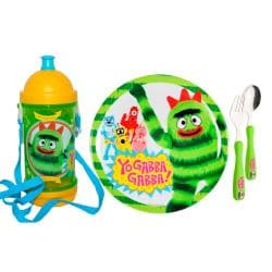 Yo Gabba Dinner Set
