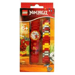 LEGO Children's 'Ninjago Kai' Mini Figure Link Watch