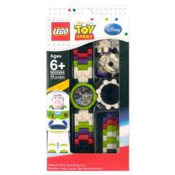 LEGO Children's 'Buzz Lightyear' Toy Story Mini Figure Watch