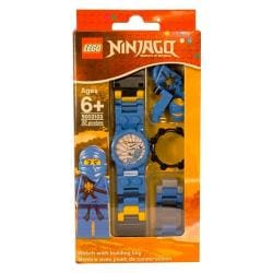 LEGO Children's 'Ninjago Blue Ninja' Mini Figure Watch