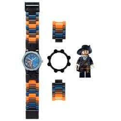 LEGO Children's 'Barbossa' Mini Figure Watch