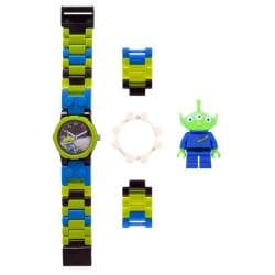 LEGO Children's 'Alien' Toy Story Minifigure Watch