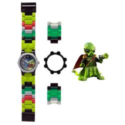 LEGO Children's 'Alien Conquest' Mini Figure Watch