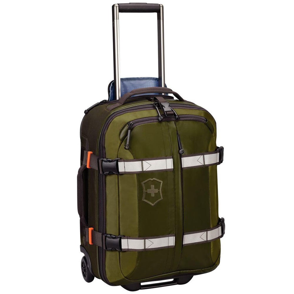 Victorinox Swiss Army CH-97 2.0 Pine 20-Inch Expandable Wheeled Carry-On Upright Luggage