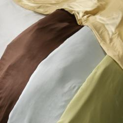 Chrysalife Silk Sandwashed Luxury King-size 3-piece Duvet Cover Set