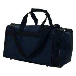 ToppersTravel Sport Polyester Navy/Black Unisex Shoulder-strap Gym Bag