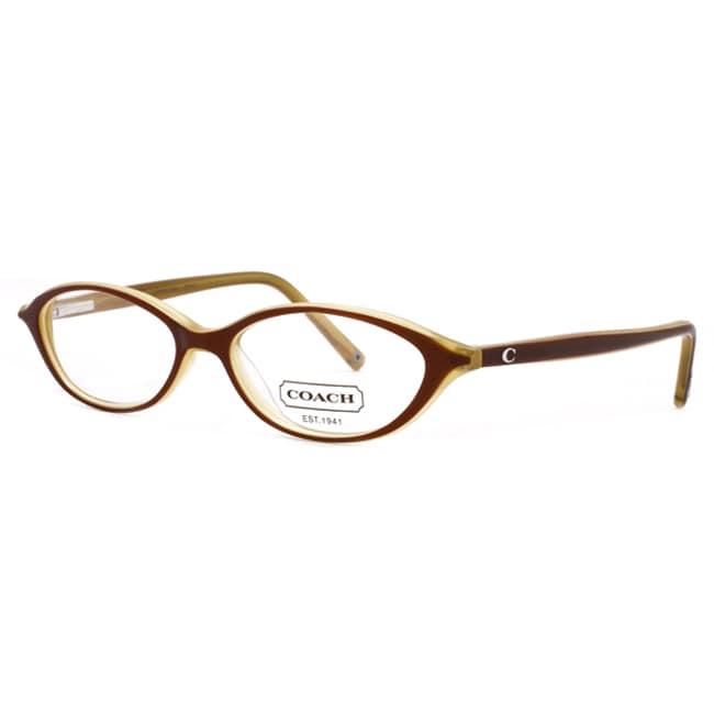 Coach Womens Julianne Fashion Eyeglasses - 13925394 ...