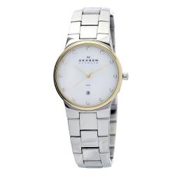 Skagen Women's Mother of Pearl Elements Watch