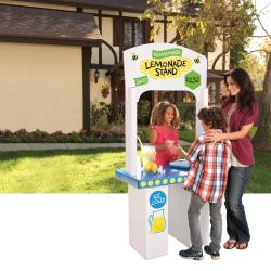 Discovery Kids Convertible Cookie and Lemonade Stand