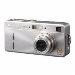 Panasonic Lumix DMC-F1 3.2MP Silver Digital Camera
