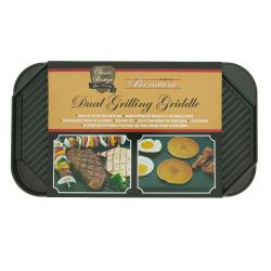 Mr. BBQ Dual Grilling Griddle
