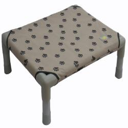 Go Pet Club 32-inch Paw Print Pet Cot
