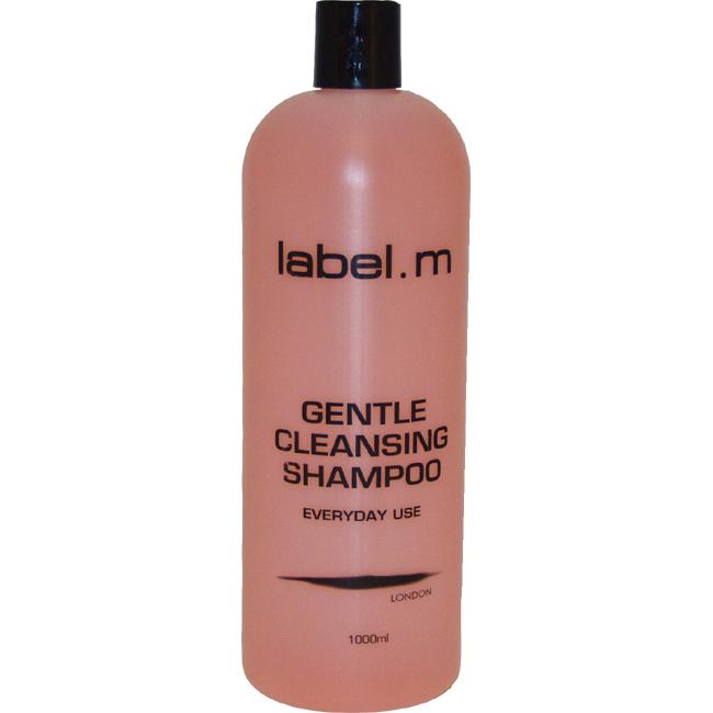 Toni & Guy Label.m 33.8-ounce Gentle Cleansing Shampoo