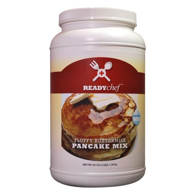 Ready Chef 52-ounce Fluffy Buttermilk Pancake Mix