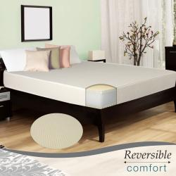 Select Luxury Reversible E.C.O. Latex Foam Medium Firm 10-inch Twin-size Mattress
