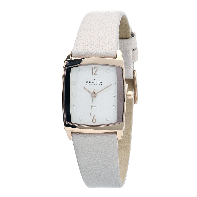 Skagen Women's Rose-Goldtone Plated Watch