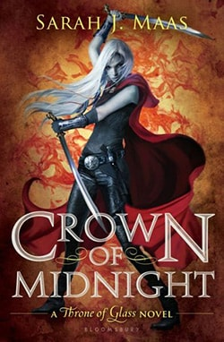 Crown of Midnight (Hardcover)