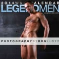 Legend Men 2014 Calendar (Calendar)