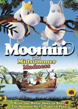 Moomin and Midsummer Madness (DVD)