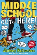 Middle School: Get Me Out of Here! (Paperback)