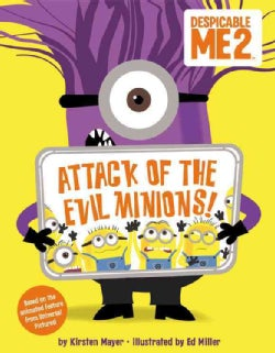 Attack of the Evil Minions! (Hardcover)