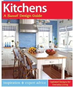Kitchens: A Sunset Design Guide (Paperback)