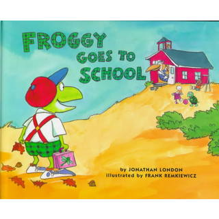 Froggy Goes to School (Hardcover)