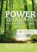Power Thoughts Devotional: 365 Daily Inspirations for Winning the Battle of the Mind (Hardcover)