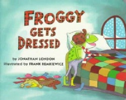 Froggy Gets Dressed (Board book)