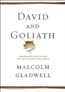 David and Goliath: Underdogs, Misfits, and The Art of Battling Giants (CD-Audio)